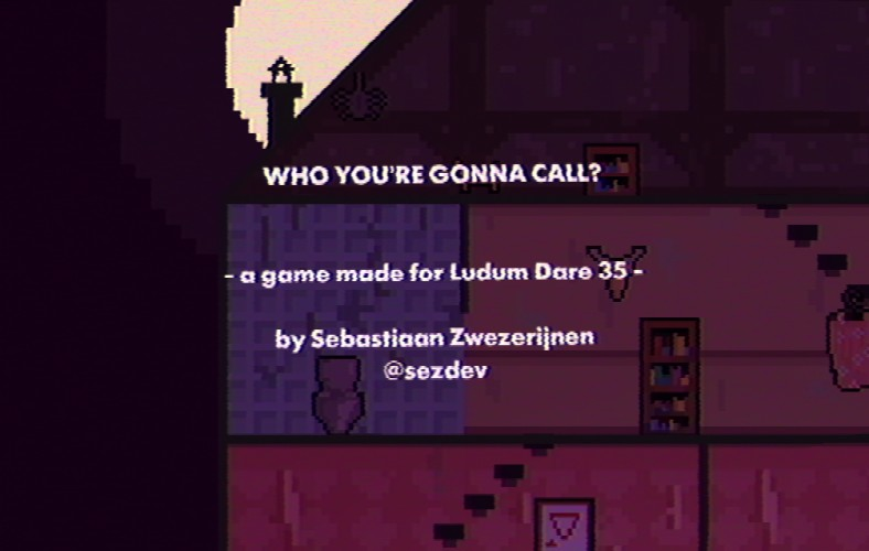 Who you're gonna call? - screenshot