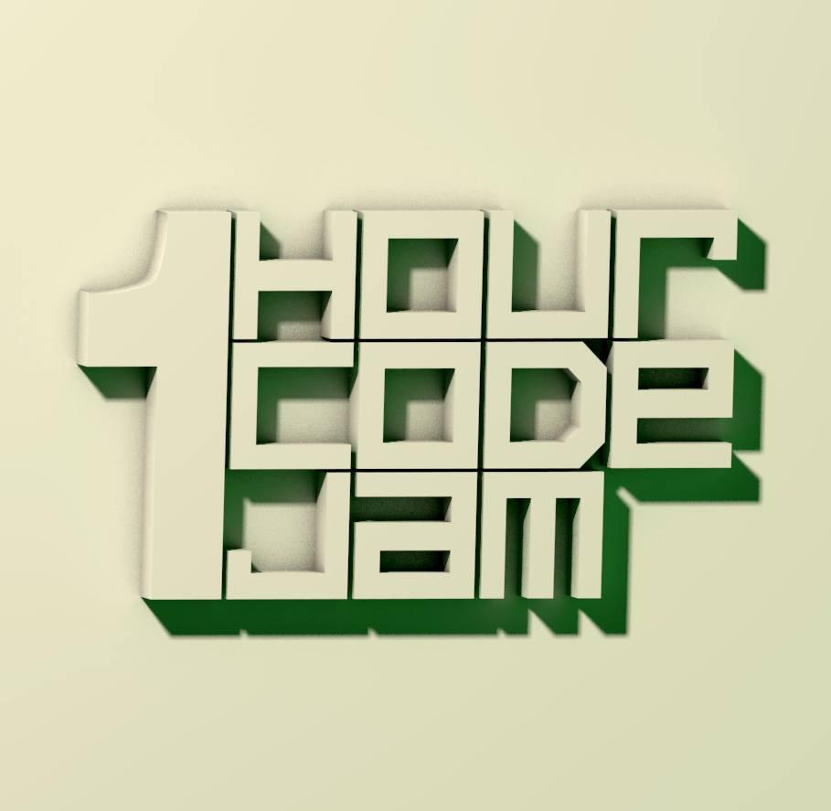 1 Hour Code Jam Logo