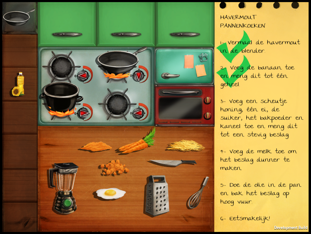 Cook 'n Share - Screenshot