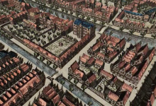 'Leiden Digital' - Historical Map (2009)