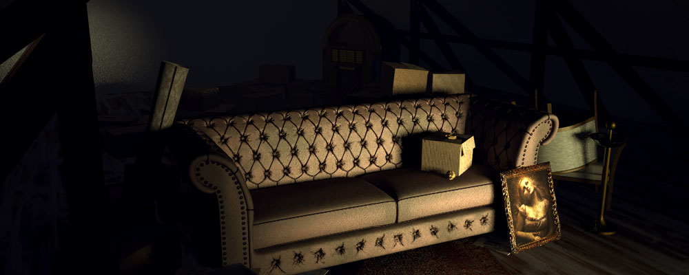 Chesterfield Couch (2012)