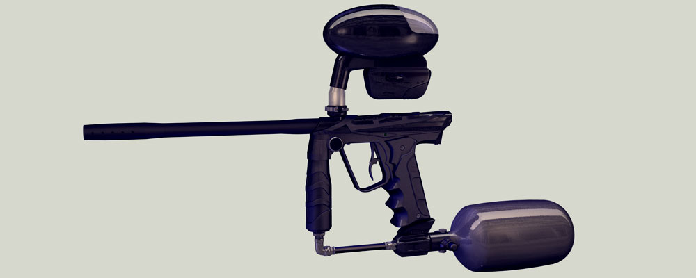 Paintball Gun (2008)