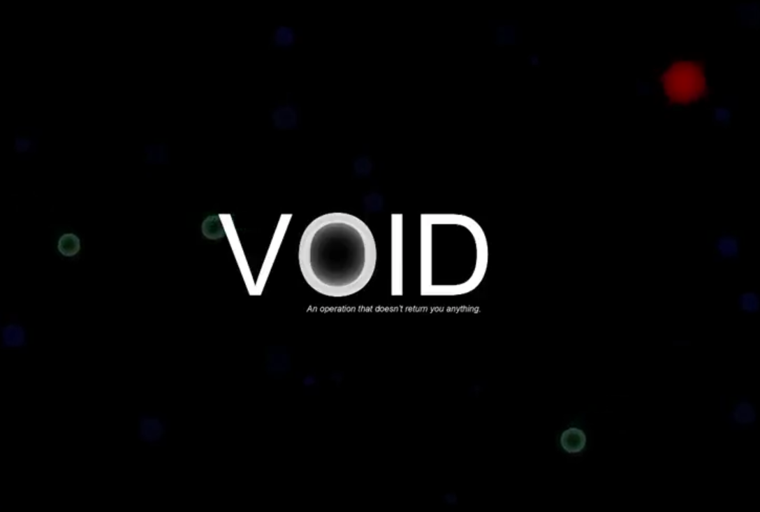 Void - screenshot